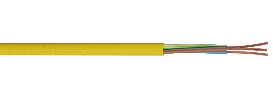 PVC Insulated & Sheathed Flexible Cords - Arctic Grade