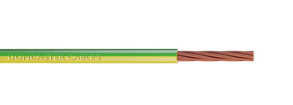Thermosetting, LSNH Insulated non sheathed single core cables