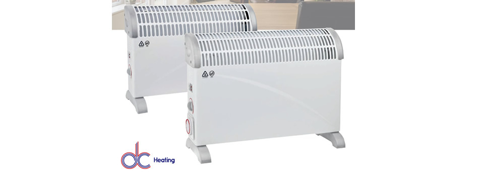 DC Heating - Convector Heaters