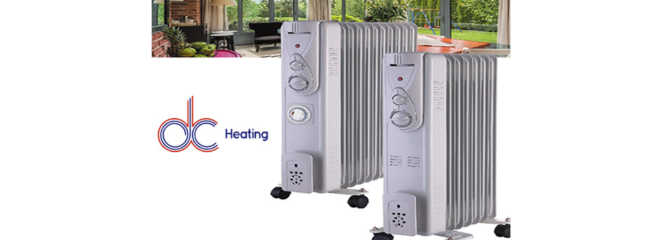 DC Heating - Oil Filled Radiators